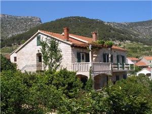 Apartmanok Damir Bol - Brac sziget, Méret 30,00 m2, Központtól való távolság 300 m