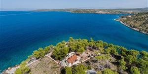 Haus - Milna - Insel Brac