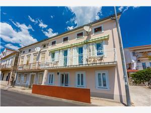 Appartamenti Seaside Crikvenica, Dimensioni 35,00 m2, Distanza aerea dal mare 20 m, Distanza aerea dal centro città 300 m