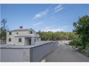 Haus Luxury Stone Villa Vir Die Norddalmatinischen Inseln, Größe 200,00 m2, Privatunterkunft mit Pool, Luftlinie bis zum Meer 30 m
