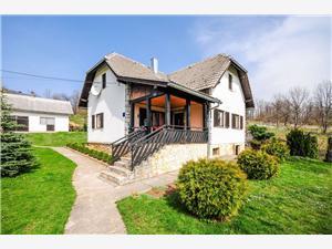 Kuća za odmor Marica Plitvice, Kuća na osami, Kvadratura 70,00 m2