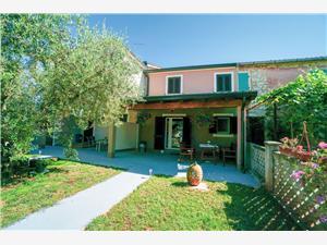 Accommodatie aan zee Blauw Istrië,Reserveren Apartments Vanaf 110 €