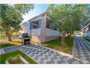 Mobilna hišica Pecten Exclusive 1 Pakostane, Kvadratura 36,00 m2, Oddaljenost od morja 50 m, Oddaljenost od centra 700 m