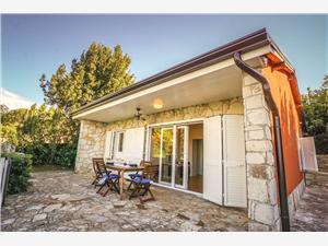 House Beach House Lucy Crveni Vrh, Size 70.00 m2, Airline distance to the sea 20 m, Airline distance to town centre 20 m