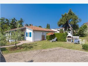 Počitniške hiše Punta Umag,Rezerviraj Počitniške hiše Punta Od 123 €