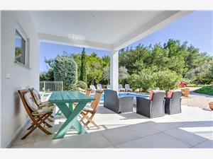 Hébergement avec piscine L'Istrie bleue,Réservez Zambratija De 64 €