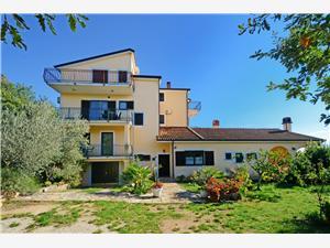 Accommodatie met zwembad Blauw Istrië,Reserveren Valiza Vanaf 120 €