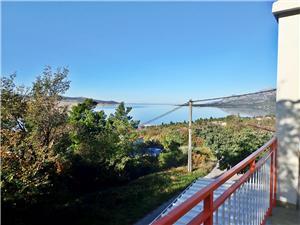 Apartmán BELLAVISTA-with panoramic seaview Rovanjska, Prostor 100,00 m2, Vzdušní vzdálenost od centra místa 800 m