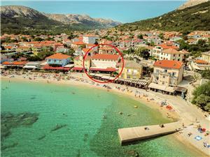 Appartamenti sea Baska - isola di Krk,Prenoti Appartamenti sea Da 129 €