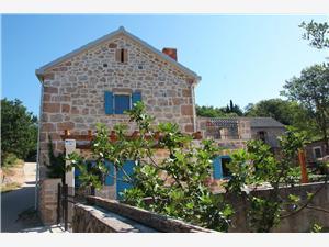 Hiša GORANOVA KUĆA Seline, Kamniti hiši, Kvadratura 70,00 m2, Oodaljenost od Narodni park 300 m