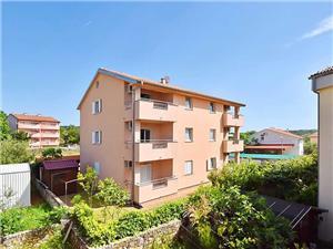 Appartementen Dunja Malinska - eiland Krk,Reserveren Appartementen Dunja Vanaf 115 €