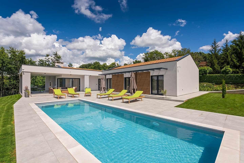 Hébergement avec piscine L'Istrie bleue,Réservez Gracisce De 369 €
