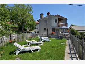 Dom Kalac Moscenicka Draga (Opatija), Kamenný dom, Rozloha 60,00 m2