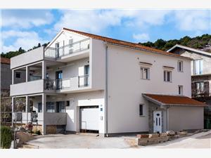 Appartamenti Apartmens Tanya Sebenico (Sibenik), Dimensioni 53,00 m2