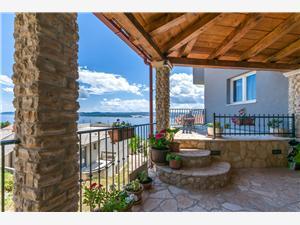 Lägenhet Marin Lokva Rogoznica, Storlek 40,00 m2, Privat boende med pool, Luftavståndet till centrum 150 m