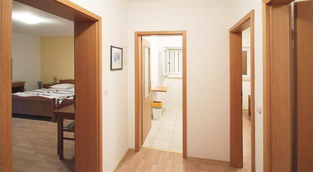 Appartement A2, voor 5 personen