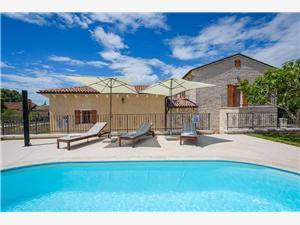 Soukromé ubytování s bazénem Stauri Zminj,Rezervuj Soukromé ubytování s bazénem Stauri Od 5965 kč