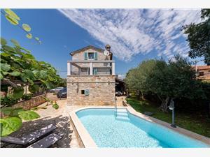 Hébergement avec piscine Rosini Porec,Réservez Hébergement avec piscine Rosini De 355 €