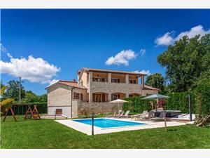 Prázdninové domy Zelená Istrie,Rezervuj Vernier Od 4442 kč
