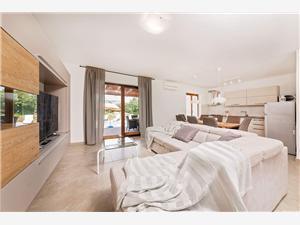 Villa Flora Krsan, Dimensioni 140,00 m2, Alloggi con piscina