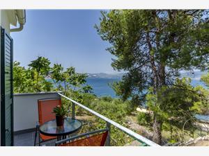 Hus Nostalgia Kroatien, Avlägsen stuga, Storlek 150,00 m2, Luftavstånd till havet 10 m