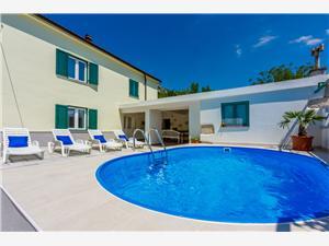 Huis Annie Kroatië, Kwadratuur 80,00 m2, Accommodatie met zwembad