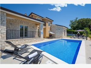 Villa Blauw Istrië,Reserveren Simic Vanaf 166 €