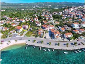 Accommodatie aan zee Sibenik Riviera,Reserveren MIME Vanaf 102 €