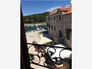 Appartementen Moro Stari Grad - eiland Hvar, Kwadratuur 35,00 m2, Lucht afstand naar het centrum 10 m