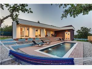 Villa Senorita Pula, Prostor 140,00 m2, Soukromé ubytování s bazénem