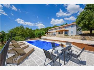 Villa Blauw Istrië,Reserveren Nevi Vanaf 114 €