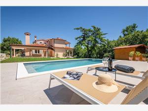 Villa Blauw Istrië,Reserveren Wanderlust Vanaf 185 €