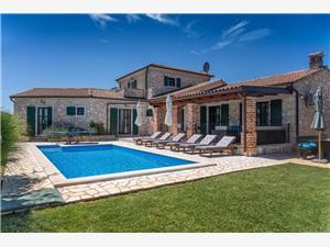 Prázdninové domy Zelená Istrie,Rezervuj Una Od 6141 kč