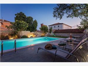 Soukromé ubytování s bazénem Vanessa Visnjan (Porec),Rezervuj Soukromé ubytování s bazénem Vanessa Od 4208 kč