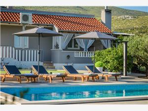 Villa Bepo Dalmatia, Remote cottage, Size 70.00 m2, Accommodation with pool
