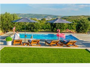 Accommodatie met zwembad Bepo Okrug Gornji (Ciovo),Reserveren Accommodatie met zwembad Bepo Vanaf 365 €