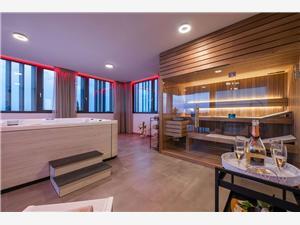 Villa Blauw Istrië,Reserveren Terani Vanaf 357 €