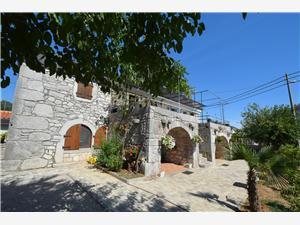 Apartmanok Depope Krk - Krk sziget, Autentikus kőház, Méret 36,00 m2