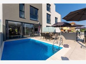 Soukromé ubytování s bazénem Modrá Istrie,Rezervuj Levant Od 5332 kč