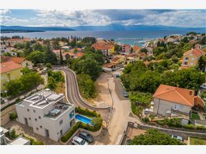 Kwatery z basenem Antonela Klimno - wyspa Krk,Rezerwuj Kwatery z basenem Antonela Od 2052 zl