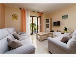 Appartements Max Vrsar,Réservez Appartements Max De 142 €