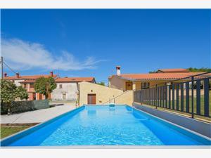 Casa Ivana Karojba, Kwadratuur 60,00 m2, Accommodatie met zwembad