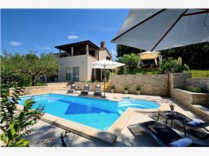 Soukromé ubytování s bazénem Vidova Barban,Rezervuj Soukromé ubytování s bazénem Vidova Od 4560 kč