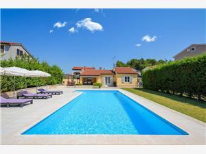 Villa Blauw Istrië,Reserveren Porec Vanaf 157 €