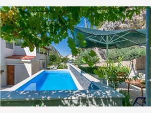 Maison Melita Podašpilje, Superficie 80,00 m2, Hébergement avec piscine