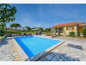 Villa Sol Avis Kastelir, квадратура 110,00 m2, размещение с бассейном