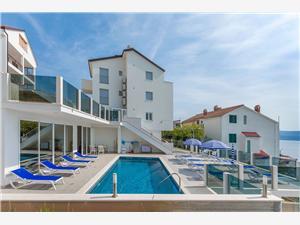 Appartementen Vila Kraljevic Stanici, Kwadratuur 60,00 m2, Accommodatie met zwembad, Lucht afstand naar het centrum 250 m