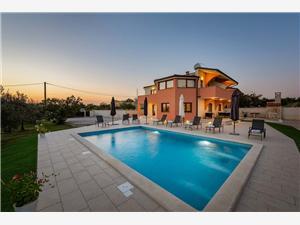 Villa Sara & Toni Vodnjan, Rozloha 200,00 m2, Ubytovanie sbazénom