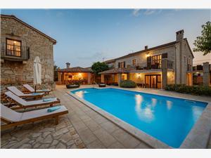 Privatunterkunft mit Pool Radetići Zminj,Buchen Privatunterkunft mit Pool Radetići Ab 249 €