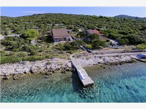 Дома в уединенных местах Feral Tkon - ostrov Pasman,Резервирай Дома в уединенных местах Feral От 102 €